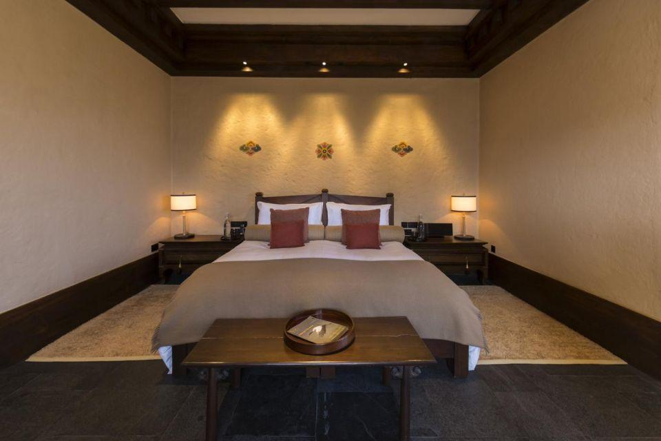 Suite, Gangtey Lodge, Bhutan Reise